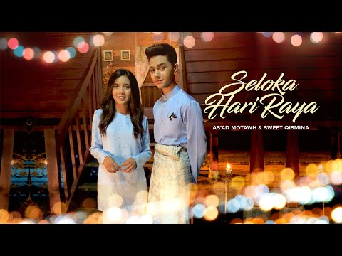 As'ad Motawh Ft. Sweetqismina - Seloka Hari Raya (Official Music Video)