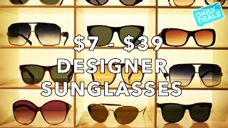 $25 Designer Sunglasses, Nike and More - The Deal Guy