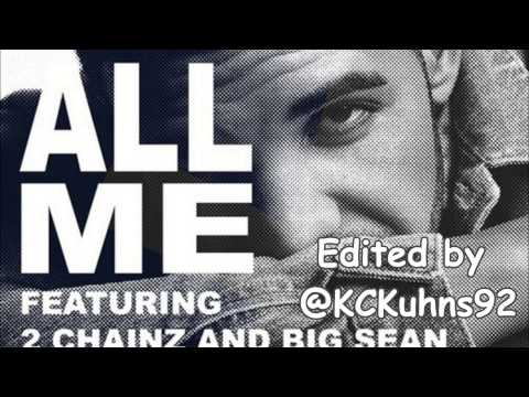 Drake - All Me (Clean Version)