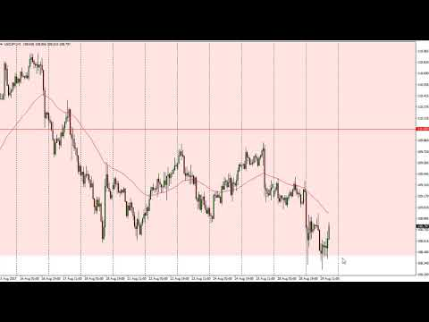 USD/JPY Technical Analysis for August 30, 2017 by FXEmpire.com