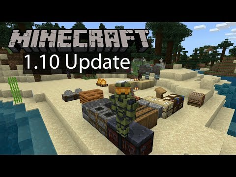 minecraft-1.10-update-gameplay-review:-shields,-pillagers,-campfires,-wandering-trader