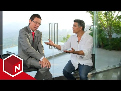 Kanal Valen - Richard Quest interviews Esai Morales