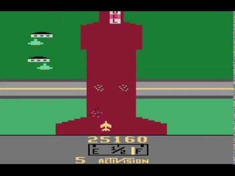 Atari 2600 Longplay [029] River Raid