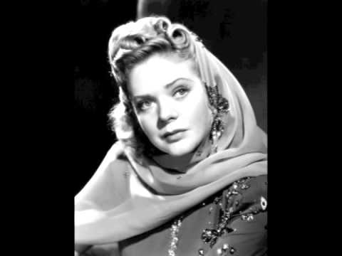 There's Yes Yes In Your Eyes (1949) - Alice Faye and The Sportsmen Quartet