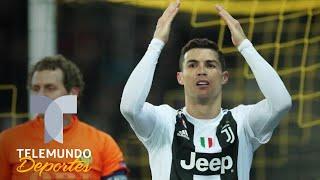 El golazo que Cristiano le arruinó a su compañero Paulo Dybala | Telemundo Deportes
