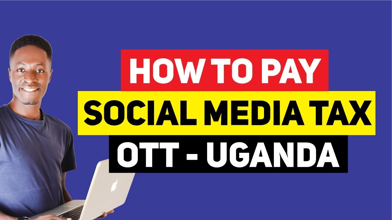 How To Pay Social Media Tax (OTT Tax) on All Networks