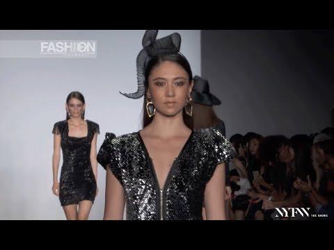 DANIEL ALEXANDER Spring Summer 2019 Fashion Palette New York - Fashion Channel