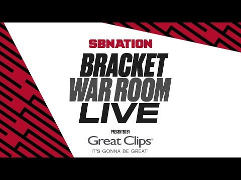 SB Nation Bracket War Room Presented By Great Clips