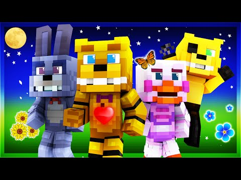 FNAF Origins - Day 1 (Minecraft Roleplay)