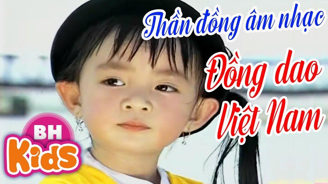 3 Tuổi bé thuộc hết bài Đồng Dao Việt Nam - Bé Xuân Mai - Thần Đồng Âm Nhạc Nhí Việt Nam