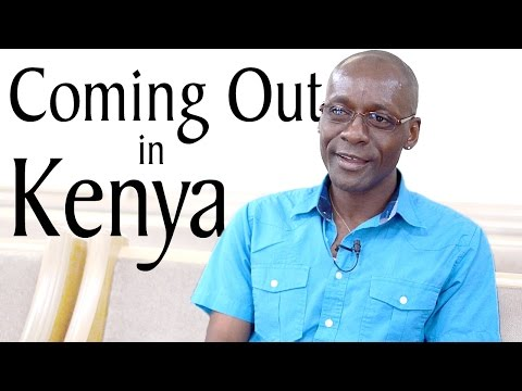 Coming Out As Gay In Kenya
