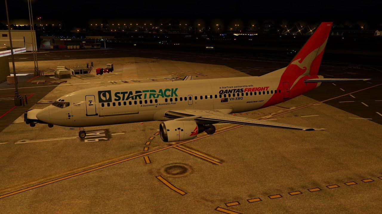 XP11 | YSSY (Sydney) - YMML (Melbourne) | IXEG 737-300 | Cargo haulin'