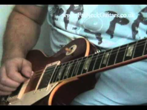Gibson Les Paul 58 RI VOS Review