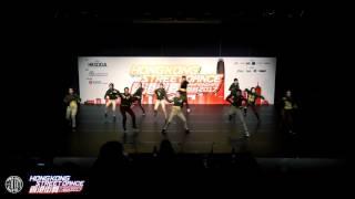 保良局百周年李兆忠紀念中學 | 香港街舞公開賽 2017 |