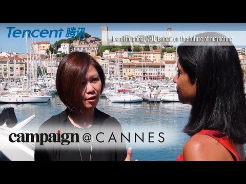 Jean Lin (global CEO, Isobar) on the future of marketing