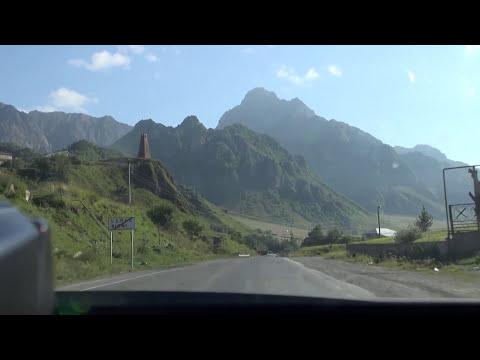 Путешествия на машине - Москва - Ереван