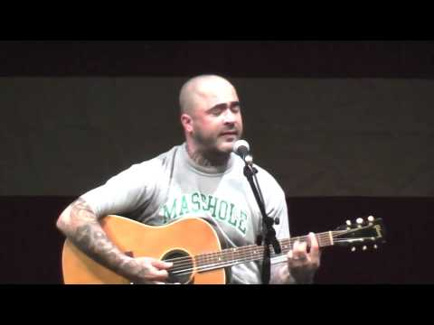 Aaron Lewis - A Little Something to Remind You - Acoustic [HD]
