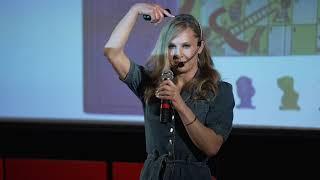 The Secret To Starting Over    Danyell (Danny-J) Johnson   TEDxWaterStreet