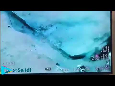Houthi second in command gets blasted by Arab Coalition airstrike