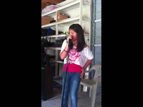 MARY J BLIGE BE WITHOUT YOU COVER BY KAYLISE IRIZARRY
