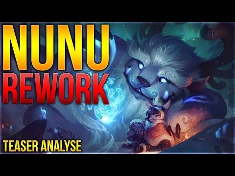 Nunu Rework Teaser Analyse [League of Legends] [Deutsch / German] thumbnail