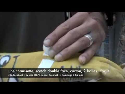 Faire une marionnette en moins de 2 minutes youtube - Comment faire une tonnelle en bois ...