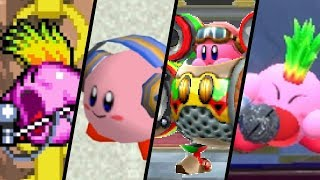 Evolution of Mike Kirby (1992 - 2018)