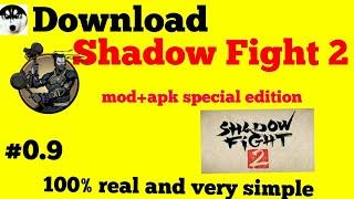 Special Edition Shadow Fight 2 Mod Apk