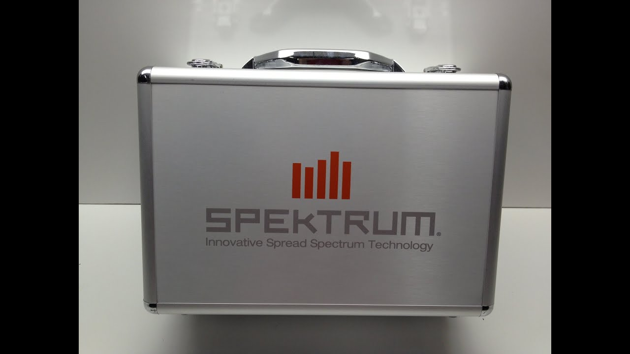 The Rcnetwork Spektrum Aluminum Transmitter Case Unboxing Youtube Haywire Pro T Wiring System