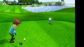 Wii Sports - Golf - Best Games For Kids - Happy Kids Games And Tv - 1080p