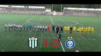 Kooste: 3.8.19 | FC KTP - HJK | Naisten Suomen Cup | Arto Tolsa Areena