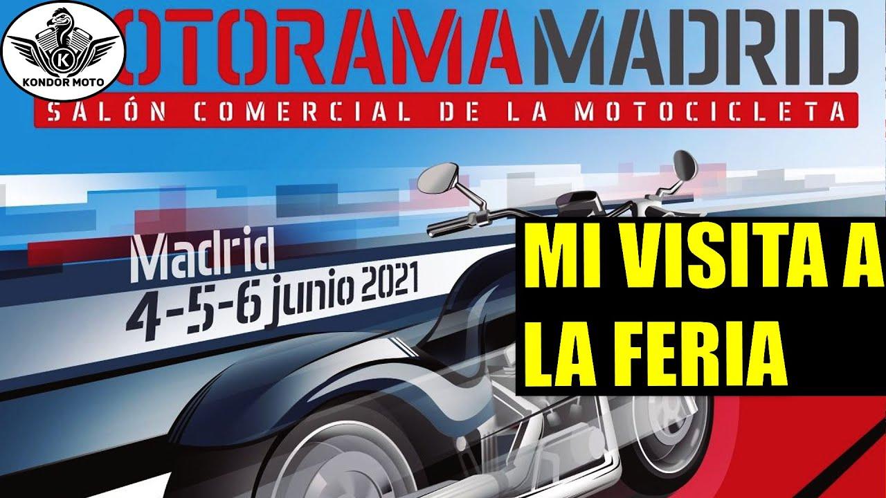 Mi visita al Motorama Madrid 2021