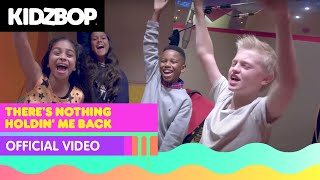 KIDZ BOP Kids - There's Nothing Holdin' Me Back (Official Music Video) [KIDZ BOP 2018]
