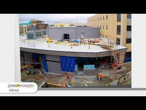 Wow! Lenexa City Center Library time-lapse