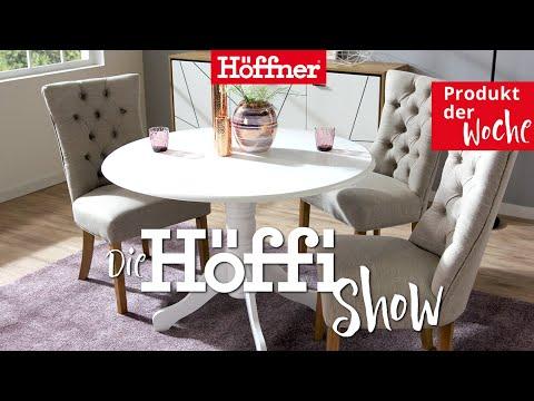 "Die Höffi Show // Komfortabel gepolsterter Stuhl ""Hennig ..."