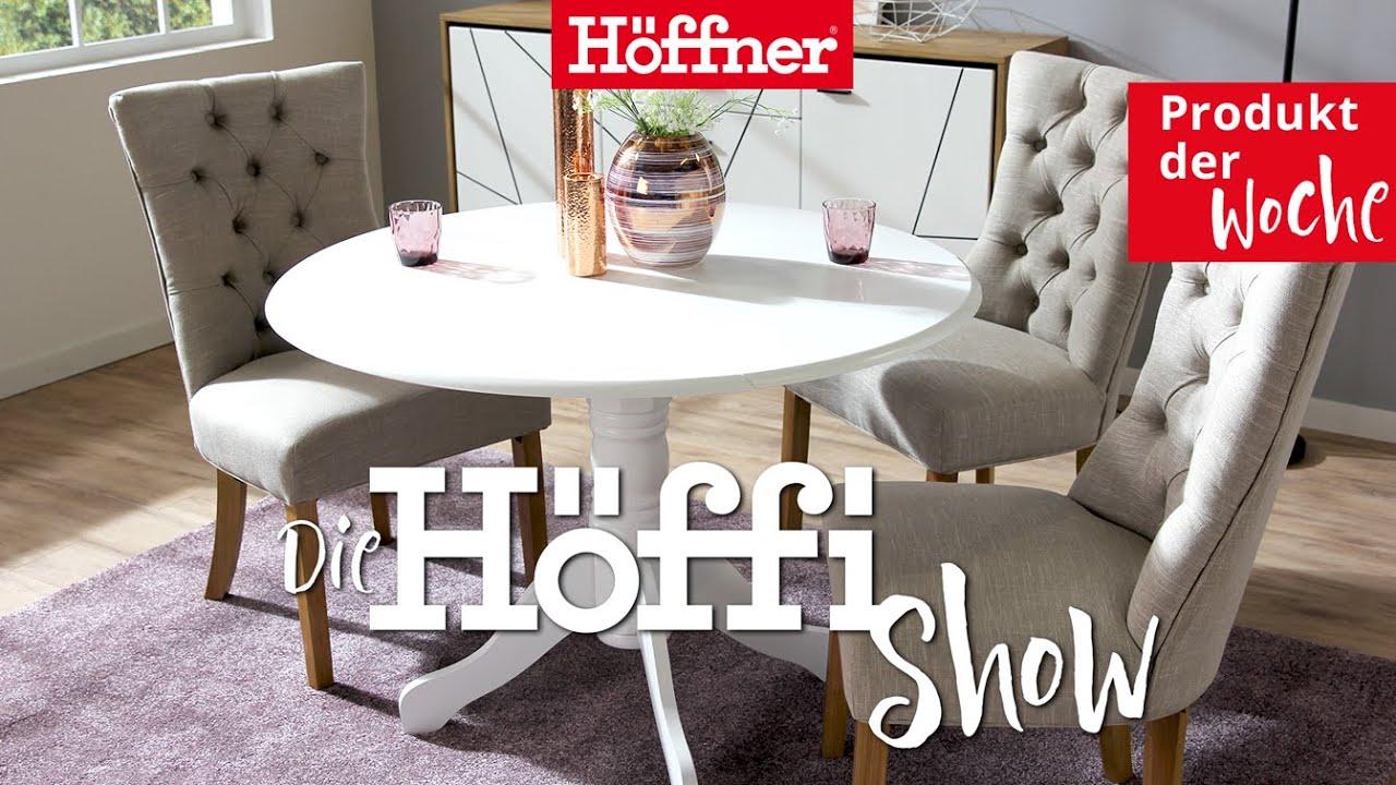 "Die Höffi Show // Komfortabel gepolsterter Stuhl ""Hennig"""