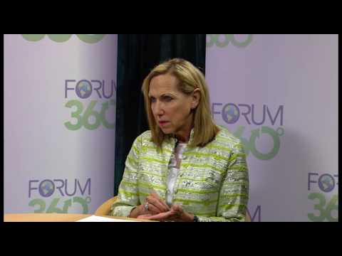 Forum 360 with Leslie Ungar: Spinning Into Control