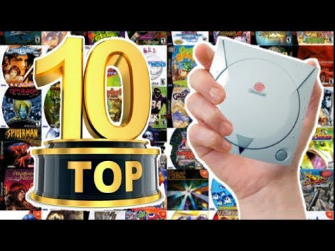 Top 10 Sega Dreamcast Games OF ALL TIME!