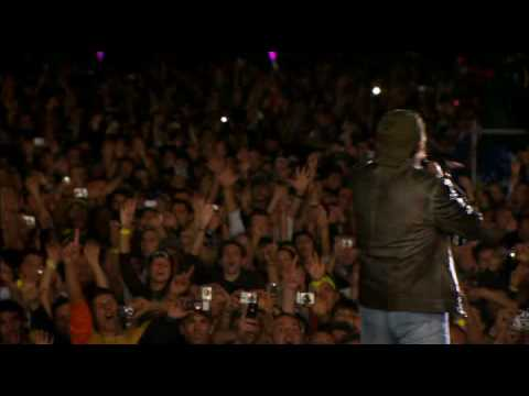 """Vasco Rossi live @Bologna 2008 """"Il Mondo Che Vorrei"""""""
