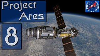 "A08 ""Project Ares"" - Project Ares - Real Solar System - KSP 1.1.3"