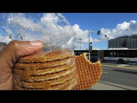8-Country EuroTrip Part 2 -  Amsterdam, Holland/the Netherlands
