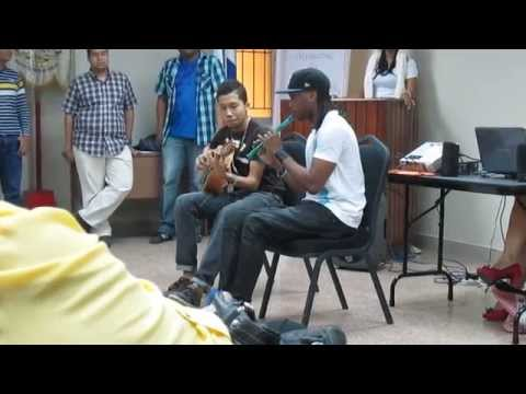 Talent Show 2014 - English department of the University of Panama - submitting second year students