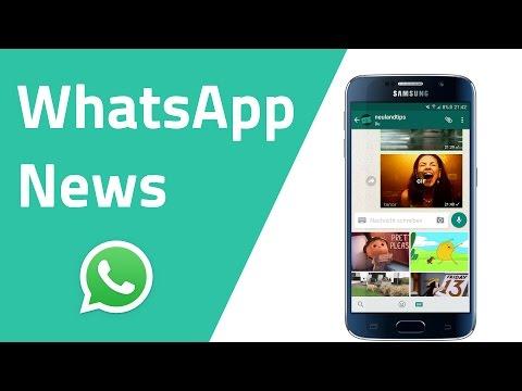 WhatsApp News: Fake Nachrichten und neue Features