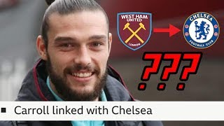 Andy Carroll to Chelsea???