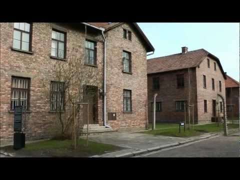 A Walk Through Auschwitz I Concentration Camp | In 1080p HD