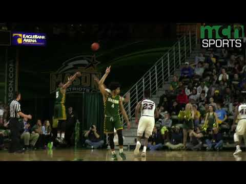 Full Highlights: George Mason Men's Basketball vs. University of Massachusetts (02/24/2018)