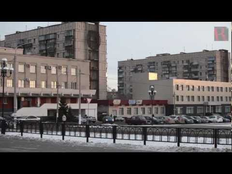Magnitogorsk, the capital of Russian iron and steel works