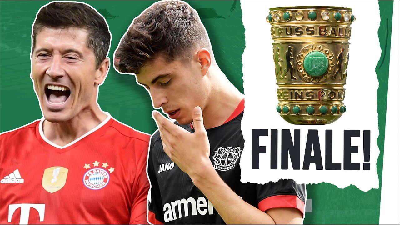 DFB Pokal: Wieso Bayer Leverkusen verloren hat!  XXL Analyse