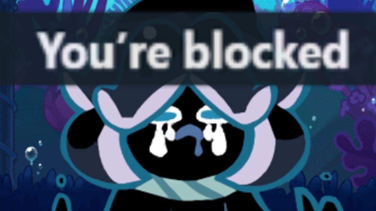 Blocked On Twitter