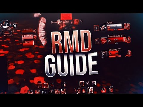 RMD Walk-through (Problems & Solutions with Arena)!